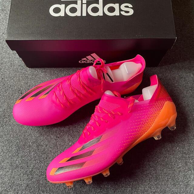 adidas(アディダス)のadidas X アディダス エックスゴースト ag スポーツ/アウトドアのサッカー/フットサル(シューズ)の商品写真