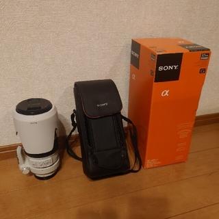 SONY - SONY 70-200F2.8 G SSM 2 ソニー テレコン付 中古品