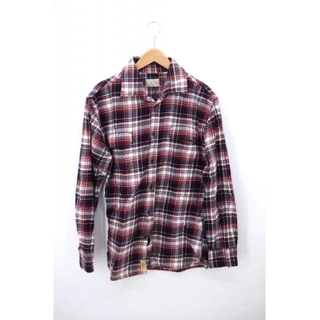 JACHS() チェック柄シャツ メンズ トップス カジュアルシャツ(その他)