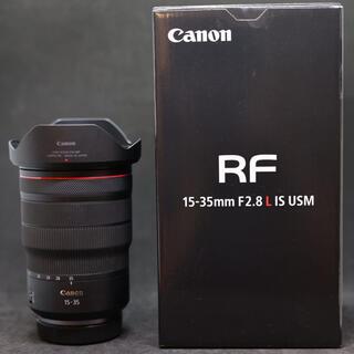 Canon - Canon RFレンズ RF15-35mm F2.8 L IS USM