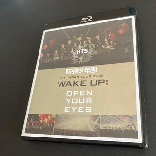 防弾少年団1st JAPAN TOUR 2015「WAKE UP:OPEN YO