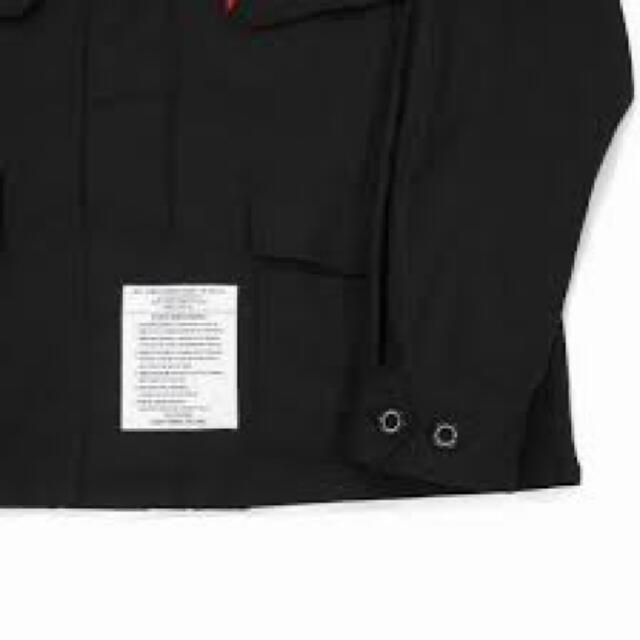 SUNSEA(サンシー)のDAIRIKU 21SS Wool Ripstop Fatigue Jacket メンズのジャケット/アウター(ミリタリージャケット)の商品写真