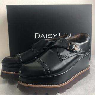 FOXEY - DAISY LIN☆シューズWATS/黒/34.5サイズ