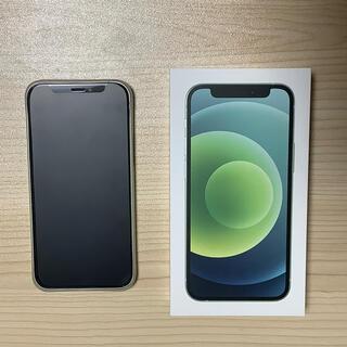 iPhone - iPhone12 mini 128gb グリーン