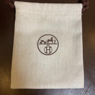 エルメス(Hermes)のエルメス 巾着  1枚 新品未使用(ポーチ)