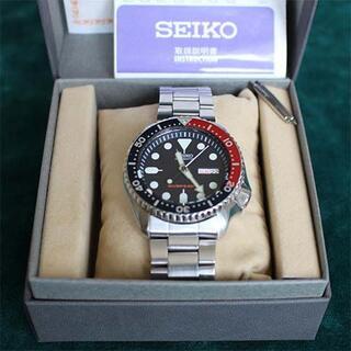 SEIKO - SEIKOダイバーズ SKX009K(海外製) ネイビーボーイ