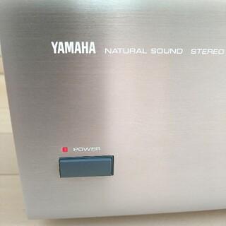 ヤマハ(ヤマハ)のYAMAHA(ヤマハ) AST-A5 シルバー 小型パワーアンプ(アンプ)