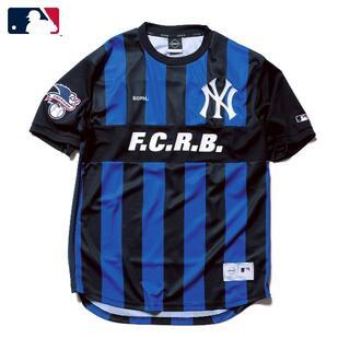 エフシーアールビー(F.C.R.B.)のL 21AW F.C.Real Bristol MLB TOUR GAME SH(Tシャツ/カットソー(半袖/袖なし))