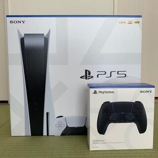 PlayStation - PlayStation5 +DualSense ワイヤレスコントローラー  新品