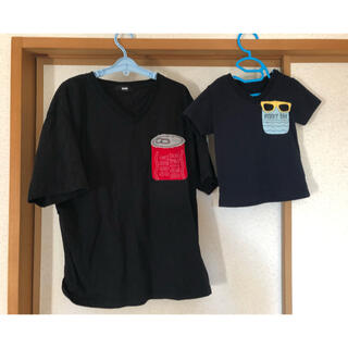 RODEO CROWNS - ペアTシャツ 親子
