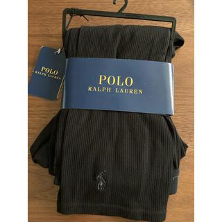 POLO RALPH LAUREN - 新品 ラルフローレンフルレングス黒M(スパッツ)10分丈 レディースMレギンス