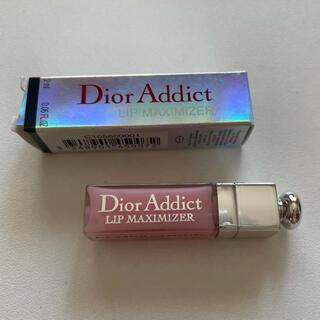 Dior - 新品 ディオールアディクトリップマキシマイザー リップグロス 2ml 新品未使用