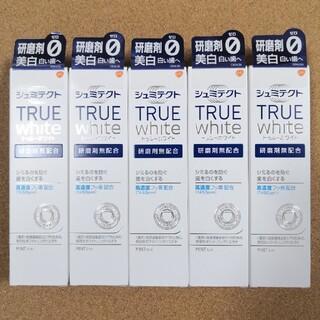 アース製薬 - シュミテクト トゥルーホワイト 内容量80g 5本セット