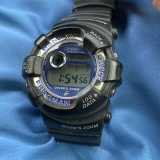 G-SHOCK - Baby-G  FROGMAN BGW-100 レア潜水カエルスクリューバック