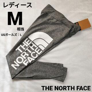 ザノースフェイス(THE NORTH FACE)のノースフェイス レギンス タイツ レディース M グレー ホワイト(その他)