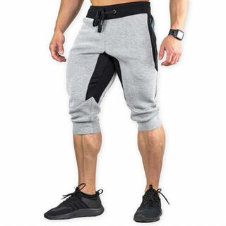 ジョガーパンツ メンズ フィットネス ジム ジョギング トレーニング スウェット