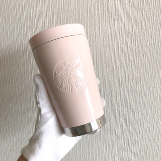 Starbucks Coffee - ★新品★スターバックス 韓国 海外限定 ステンレス ピンクタンブラー