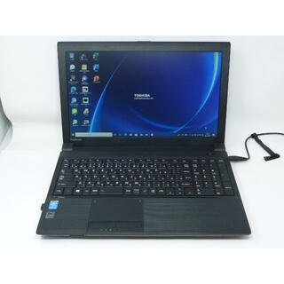 東芝 - 東芝 ノートパソコン B554/L Corei5 Office2019