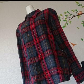 Vivienne Westwood - Vivienne Westwood MAN オーブ 刺繍 チェック シャツ 羽織
