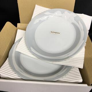 サンローラン(Saint Laurent)のYSL saint Laurent イヴ・サンローラン ケーキ皿 5枚セット(食器)