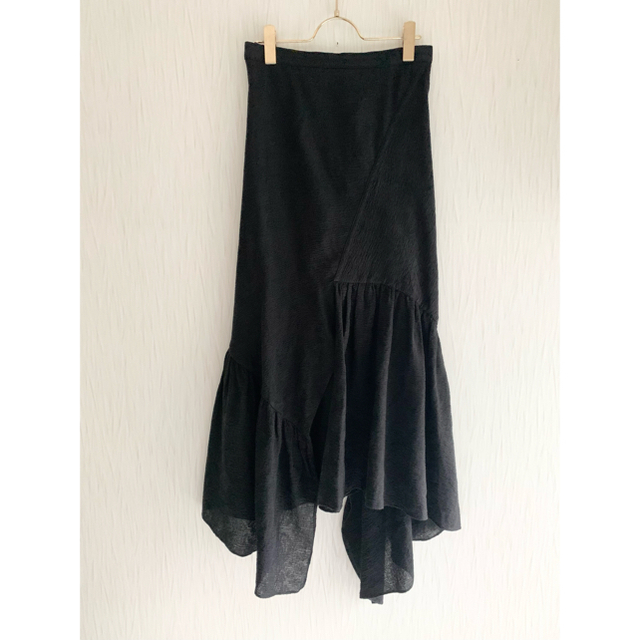 3.1 Phillip Lim(スリーワンフィリップリム)の3.1 Phillip Lim 3.1 フィリップ リム☆アシメトリースカート レディースのスカート(ロングスカート)の商品写真