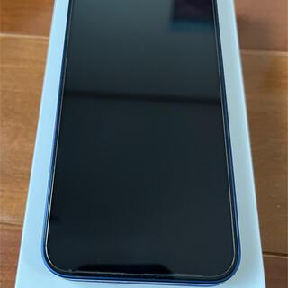 iPhone 12mini 128GB ブルー simフリー