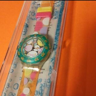 swatch - swatch スウォッチ 200m SCUBA DIVING レアな腕時計 丈夫