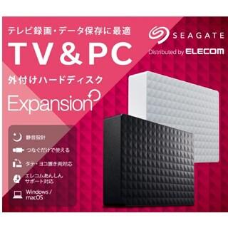 1台外付けHDD 4tb  TV録画 PCデータ保存に SGD-MX040UBK