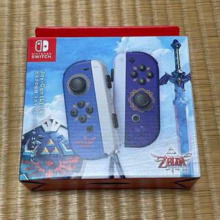 任天堂 - Joy-Con ゼルダの伝説 スカイウォードソード エディション