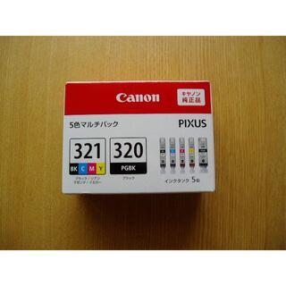 Canon - 【純正品】CANON インクタンク BCI-321+320 5MP