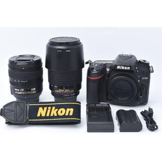 Nikon - ★美品★ Nikon D7100 ダブルレンズセット
