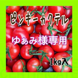ピンキーカクテル(野菜)