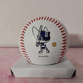 アシックス(asics)のアシックス 記念ボール 東京オリンピック 野球 ソフトボール asics(記念品/関連グッズ)