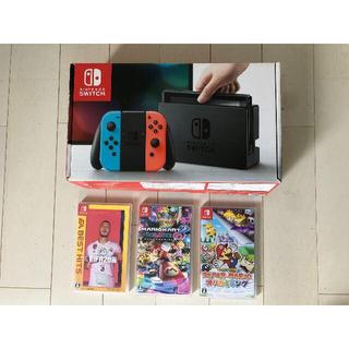 Nintendo Switch - Nintendo Switch  マリオカート / FIFA / ペーパーマリオ