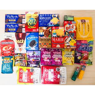 モリナガセイカ(森永製菓)のお菓子詰め合わせ チョコ ビスケット グミ ハイチュウ(菓子/デザート)