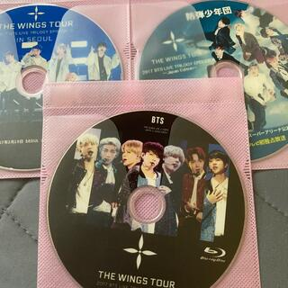 BTS Blu-ray