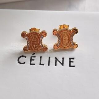 celine - ★オススメ★ セリーヌ ピアス 刻印 美品 綺麗