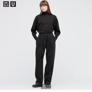 UNIQLO - UNIQLO U♡スウェットギャザーパンツ*size S