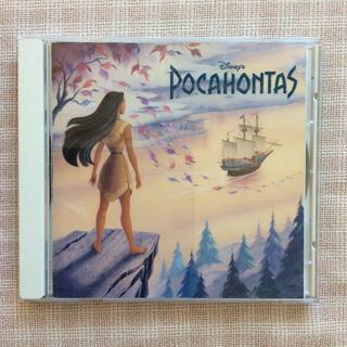 CD ポカホンタス ディズニー・ドリームス サウンドトラック 映画音楽(映画音楽)