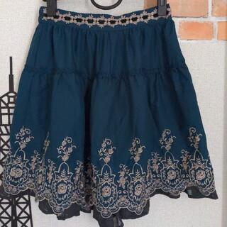 アクシーズファム(axes femme)のスカートパンツ(ミニスカート)