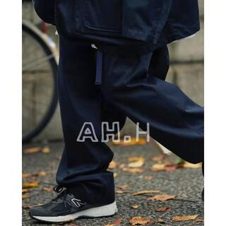 Mサイズ stonemaster × ah クライミングパンツ ネイビー