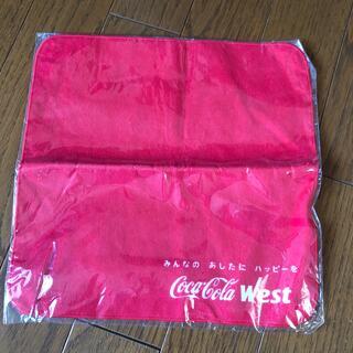 コカコーラ(コカ・コーラ)のコカコーラ タオルハンカチ 今治(タオル/バス用品)