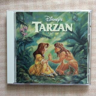 CD ターザン ディズニー・ドリームス サウンドトラック 映画音楽(映画音楽)