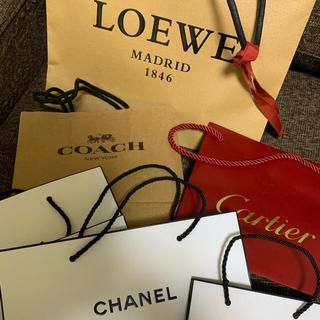 カルティエ(Cartier)のブランド ショッパー(袋)ショップ袋(ショップ袋)