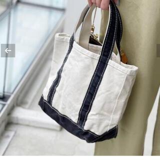 L'Appartement DEUXIEME CLASSE -  L.L.Bean Canvas Small Tote Bag