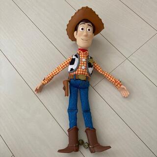 Disney - トイストーリー ウッディ 人形