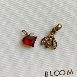 BLOOM - BLOOM K5 ピンクゴールド チャームセット