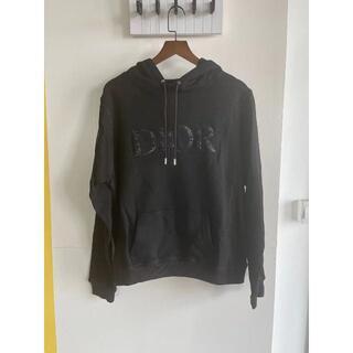 ディオール(Dior)の【DIOR AND PETER DOIG】オーバーサイズ スウェットシャツ(パーカー)