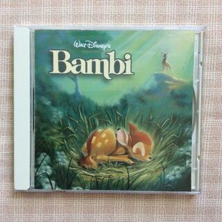 CD バンビ ディズニー・ドリームス サウンドトラック 映画音楽(映画音楽)