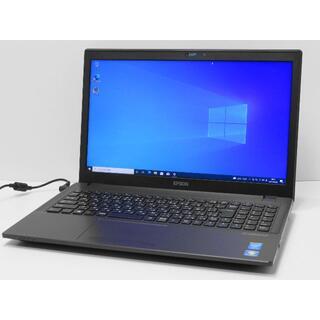 エプソン(EPSON)の第4世代Core i7 EPSON ENDEAVOR NJ5900E(ノートPC)
